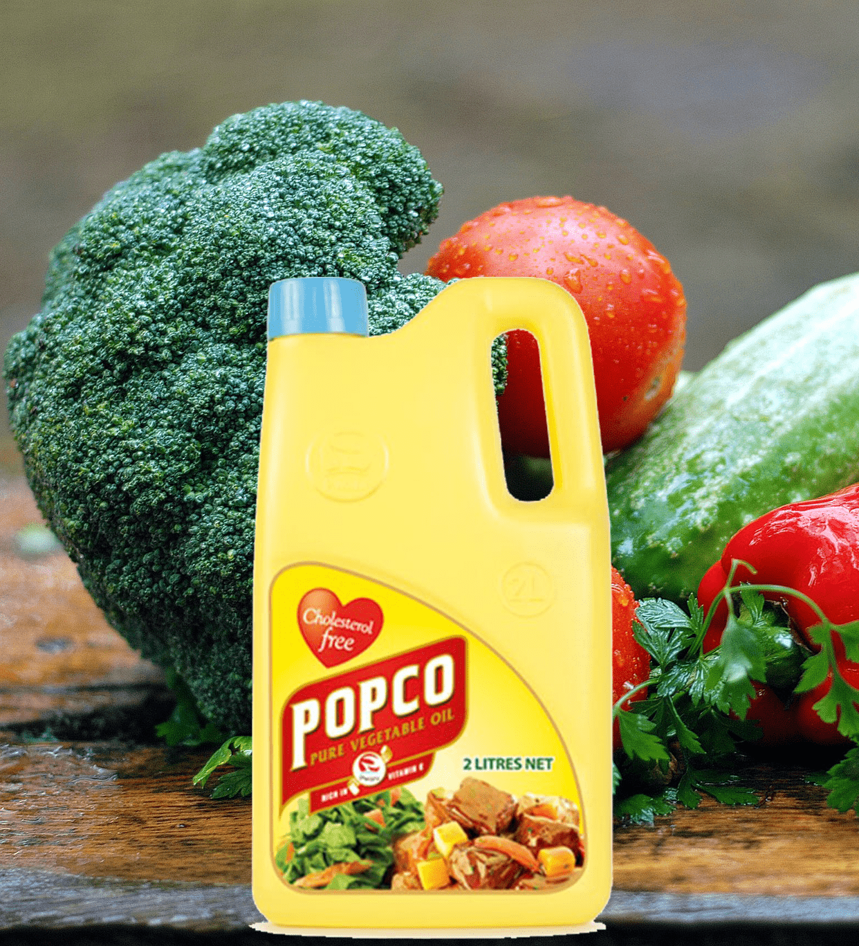 Popco Cooking Oil