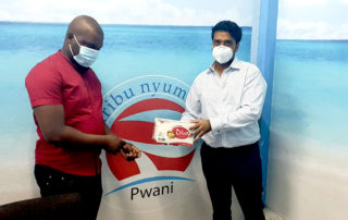 Pwani Oil donates soap to Mombasa orphanages
