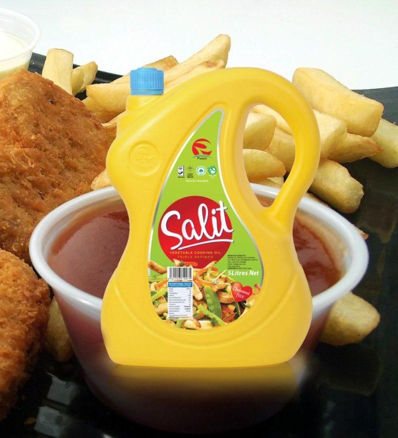 Salit Salad Oil